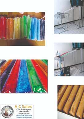Popsicle machine / Ice lolly