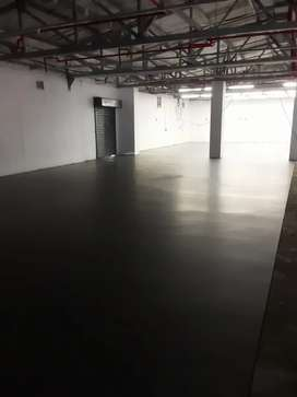 We specialise in all Polyurethane & Epoxy floors
