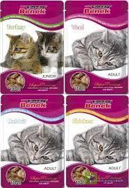Super Benek Super Chunks 100g saszetki dla kotów Pruszków - image 1
