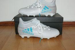 buty piłkarskie korki ADIDAS X 17.1 FG J