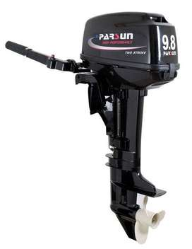 (NN) PARSUN OUTBOARD T9.8HP SHORT SHAFT