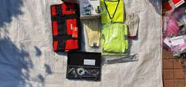 Tools, equipment and PPE