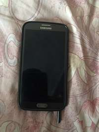 Image of Galaxy note 2 screen