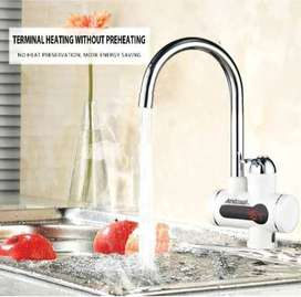 Fast Water Heating Faucet Tap with Shower Head
