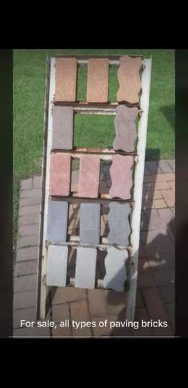 Paving from R870 per pallet