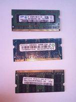 Планки памяти DDR 2