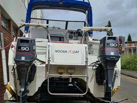 Noosa cat boat for sale