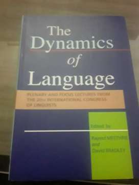 The Dynamics of Language