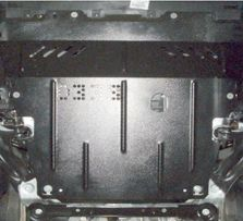 Защита двигателя Kangoo FluenceLaguna 2 3 Megane 1 2 3 Trafic Scenic