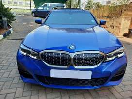 2020 BMW 320i G20 MSport with leather seats and sunroof