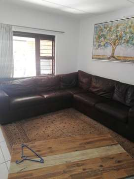 Cori Craft Corner couch in very good condition. 4 YEARS OLD