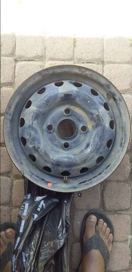 Wheel caps and rims size 13