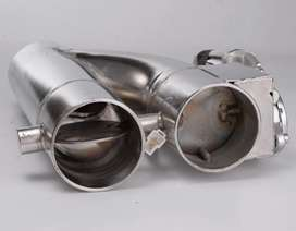 Electric Exhaust Downpipe Cutout