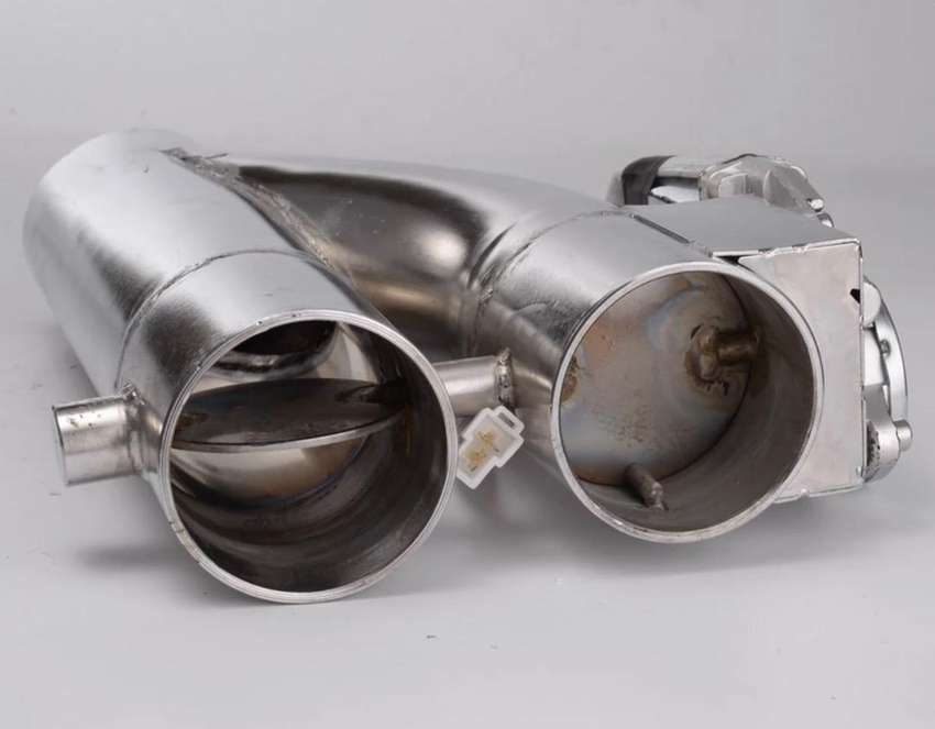 Electric Exhaust Downpipe Cutout 0