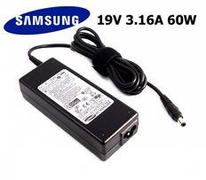 Блок питания для ноутбука Samsung 19V 3.16A 60W зарядное устройство