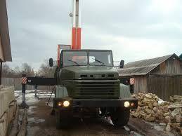 Автокран КРАЗ 6446 новый 6х6,установка Бумер 18 тон.Оплата любая,обмен