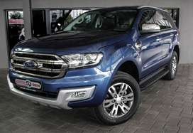 2016 FORD EVEREST 2.2 XLT AUTOMATIC