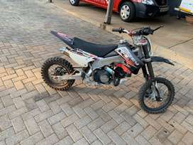 Puzey 125 offroad pitbike
