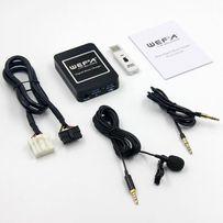Адаптер эмулятор CD чейнджера USB SD AUX Bluetooth WEFA YATOUR GROM