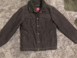 Вельветовая куртка на подростка