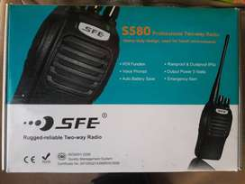 Rugged ReliableTwo-way Radio SFE