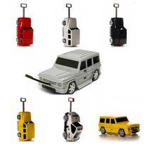 РАСПРОДАЖА! Детские чемоданы-машинки Ridaz Mercedes, BATMOBILE, LAMBOR