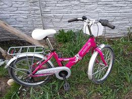 Rower romet dla dziewczynki + gratis