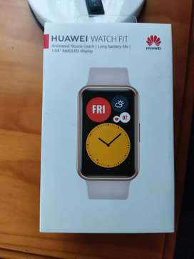 Huawei watch fit no charger
