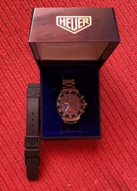 Tag Heuer F1 watch. Never used