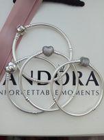 Серебряные браслеты Pandora Пандора