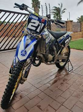 2012 Yz 125 for sale or swop for a bigger 2 stroke
