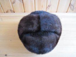 шапка норковая женская