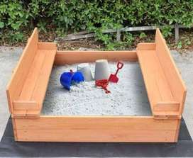 CUSTOM MADE SANDPITS FOR SALE