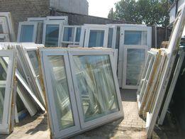 Okno pcv po demontażach sprzedaje wielki Mega skład- robimy wysyłki