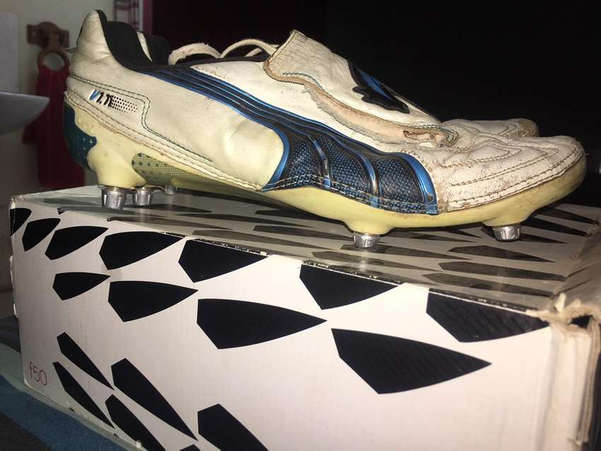 Puma V1.11 carbon rugby boot 0