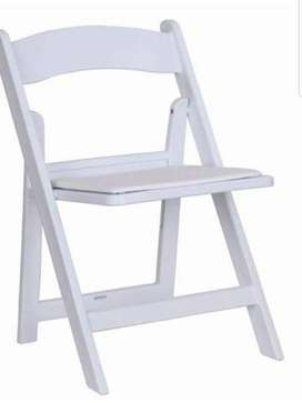 stackable wimbledon folding chairs Bargain