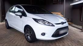 2012 Ford Fiesta 1.6 Trend 5dr