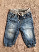 Spodnie H&m rozm 68