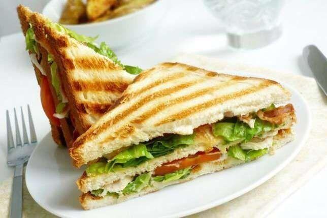 Новая бутербродница/ сендвичница / тостер гриль Domotec 800 Вт, мощная Харьков - изображение 5