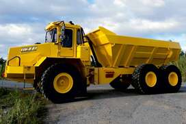 ADT DUMP TRUCK TRAINING OPERATOR MACHINE IN NELSPRUIT.