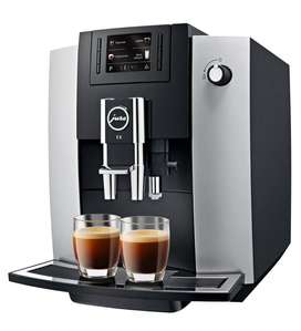 JURA E6 Brand new -UNBOXED DEAL- coffee machine 1 piece only