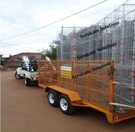 Chicken layer cages