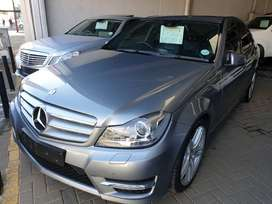 /2012 Mercedes-Benz C350 AMG Pack-216500km-R189900