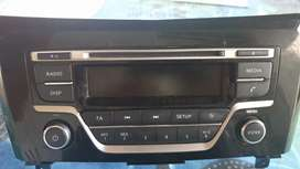Nissan Extrail radio cd player