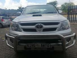 2007 TOYOTA HILUX DOUBLE CAB 3.0