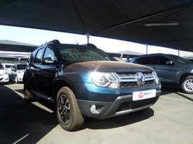 2018 RENAULT DUSTER DIESEL 1.5 MANUAL