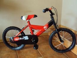 """Okazja !! NOWY rower dziecięcy typu BMX- idealny dla dziecka, koła 16"""""""