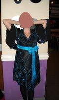 Платье для беременных нарядное (концертное)