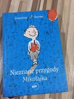 Nieznane przygody Mikołajka.