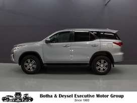 2019 Toyota Fortuner Gd-6 2.4 auto